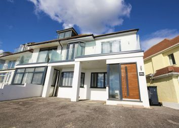 Thumbnail 3 bedroom semi-detached house for sale in Southbourne Overcliff Drive, Southbourne, Bournemouth