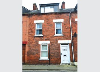 Thumbnail 3 bed terraced house for sale in 13 Mount Street, County Londonderry, Northern Ireland