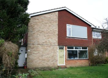 Thumbnail 2 bedroom flat for sale in Brecon Road, Woodley, Reading, Berkshire