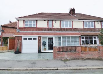 Thumbnail 4 bed semi-detached house for sale in Brook Drive, Great Sankey, Warrington