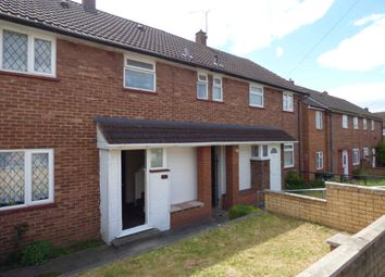 Thumbnail 3 bed semi-detached house to rent in Catsbrook Road, Luton