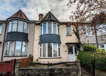 Thumbnail 3 bed terraced house for sale in Fernbank Avenue, Sudbury Hill, Wembley