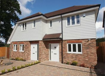 Thumbnail 2 bed semi-detached house for sale in Whitebeam Avenue, Bromley