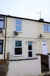 Thumbnail 2 bed terraced house for sale in Clapham Road North, Lowestoft