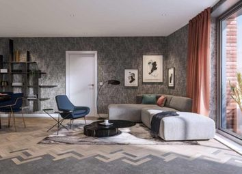 Thumbnail 2 bed flat for sale in The City Collection, Three Waters, London