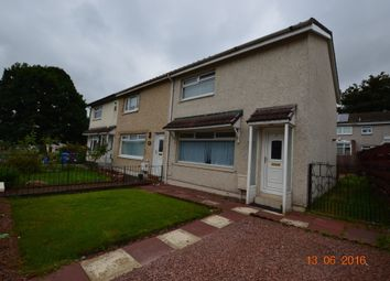 Thumbnail 2 bed terraced house to rent in Naismith Street, Carmyle, Glasgow