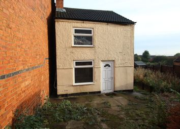 Thumbnail 1 bedroom detached house for sale in Somercotes Hill, Somercotes, Alfreton