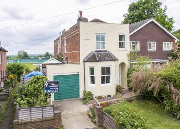 Thumbnail 3 bed detached house for sale in The Crescent, Tonbridge, Kent