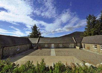 Thumbnail 2 bedroom cottage to rent in Red Grouse Cottage, Glenrinnes, Scotland