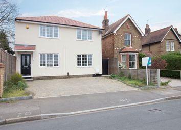 Thumbnail 2 bed detached house to rent in Church Road, Hertford