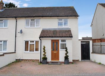 Thumbnail 3 bedroom semi-detached house for sale in Coronation Road, Bishop's Stortford