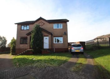 Thumbnail 2 bed semi-detached house for sale in Kilbowie Place, Airdrie, North Lanarkshire
