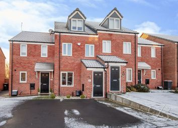 Thumbnail 3 bedroom town house for sale in Lewis Crescent, Annesley, Nottingham