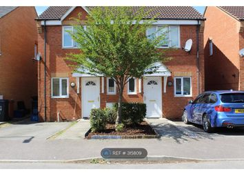 Thumbnail 2 bed semi-detached house to rent in Marvills Mill Road, Northampton