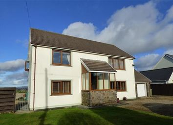Thumbnail 3 bed detached house for sale in Ashdale Lane, Llangwm, Haverfordwest