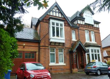 Thumbnail 1 bed flat for sale in Russell Road, Moseley, Birmingham