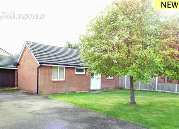 Thumbnail 2 bed detached bungalow for sale in Newhall Road, Kirk Sandall, Doncaster.