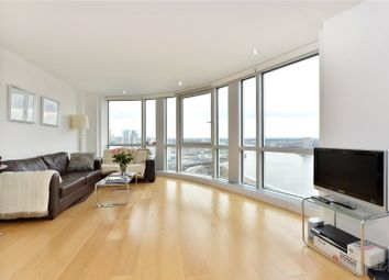 Thumbnail 1 bed flat for sale in Ontario Tower, Fairmont Avenue, London