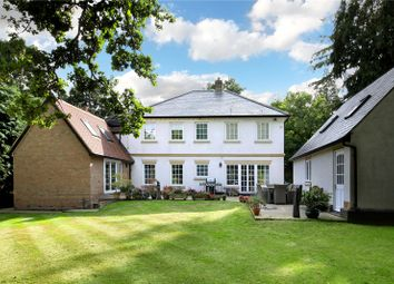 Thumbnail 5 bed detached house for sale in Ballencrieff Road, Sunningdale, Ascot, Berkshire