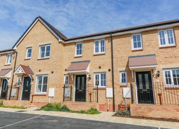 Thumbnail 2 bedroom end terrace house for sale in Railway Road, Rhoose, Barry