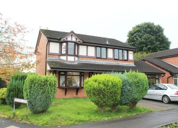 Thumbnail 4 bed detached house for sale in Riverside Road, Radcliffe, Manchester, Lancashire