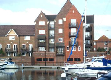 Thumbnail 2 bedroom flat for sale in Canary Quay, Sovereign Harbour South, Eastbourne