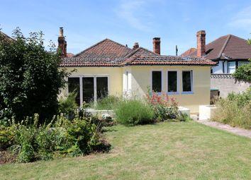 Thumbnail 3 bed detached bungalow for sale in Clarkson Avenue, Weston-Super-Mare