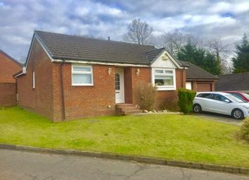 Thumbnail 3 bed detached bungalow for sale in Saughs Drive, Robroyston, Glasgow