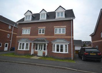 Thumbnail 5 bed detached house for sale in Savannah Place, Chapelford Village, Warrington