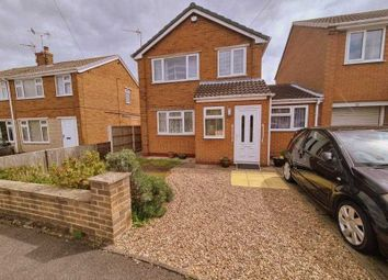 Thumbnail 3 bed detached house for sale in Bramlyn Close, Clowne, Chesterfield