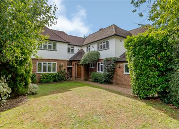 Thumbnail 5 bed detached house for sale in Mile House Lane, St. Albans, Hertfordshire