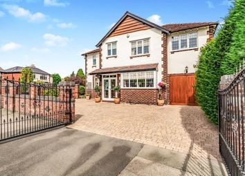 Thumbnail 4 bed detached house for sale in Woodsmoor Lane, Woodsmoor, Stockport, Cheshire