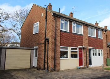 Thumbnail 2 bed semi-detached house for sale in Harold Road, Sutton