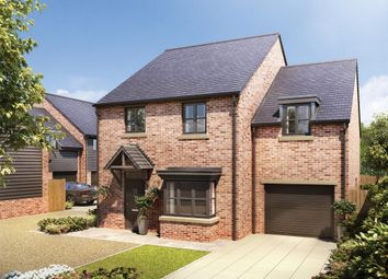 Thumbnail 4 bed detached house for sale in Orwell Gardens, Milton Road, Sutton Courtenay, Abingdon, Oxfordshire