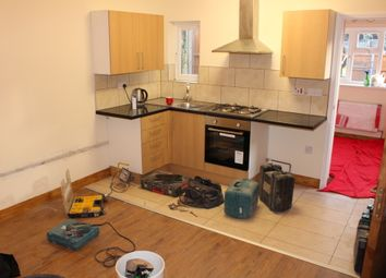 Thumbnail 2 bed flat to rent in Frisby Road, Northfields, Leicester