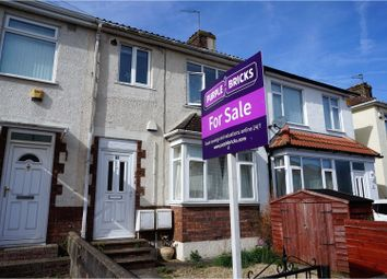 Thumbnail 2 bed flat for sale in 21 Wallscourt Road, Filton