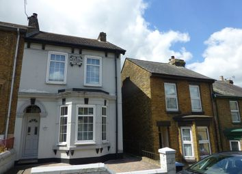Thumbnail 2 bed end terrace house for sale in Belgrave Road, Dover Kent