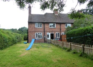 Thumbnail 3 bedroom terraced house to rent in Whittington, Oswestry