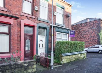 Thumbnail 2 bed terraced house for sale in Redgrave Street, Manchester