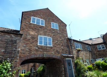 Thumbnail 2 bed end terrace house for sale in Spout Yard, Louth