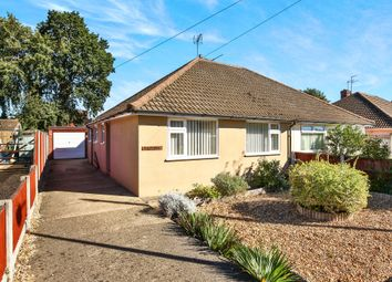 Thumbnail 2 bed semi-detached bungalow for sale in Blenheim Road, Sprowston, Norwich