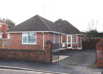 Thumbnail 2 bedroom detached bungalow for sale in Fernlea Road, Weston-Super-Mare