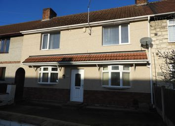 Thumbnail 3 bed terraced house for sale in Welfare Road, Woodlands, Doncaster