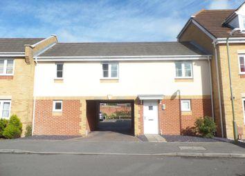 Thumbnail 2 bedroom flat to rent in Sartoris Close, Warsash, Southampton