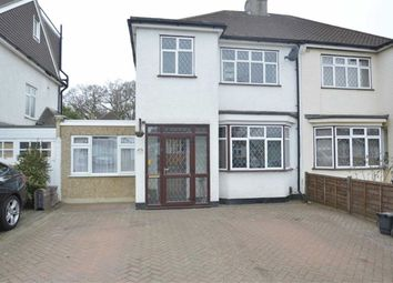 Thumbnail 4 bed semi-detached house for sale in Inwood Avenue, Coulsdon, Surrey