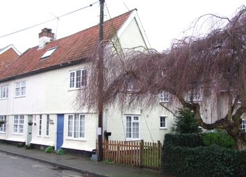 Thumbnail 1 bed end terrace house for sale in Bridge Street, Kelsale, Saxmundham