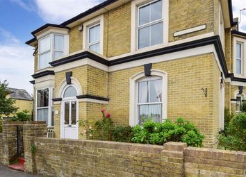 Thumbnail 2 bed flat for sale in Pellhurst Road, Ryde, Isle Of Wight