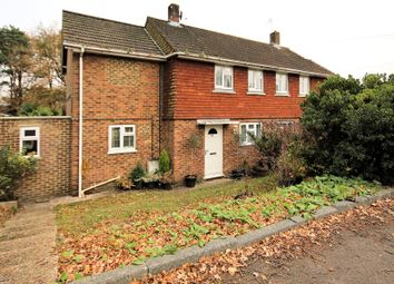 Thumbnail 3 bed semi-detached house for sale in Maybury, Woking, Surrey