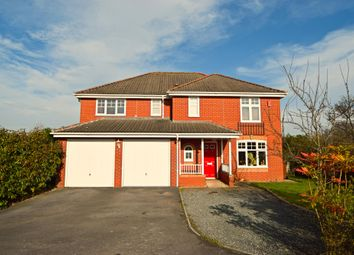 Thumbnail 5 bedroom detached house for sale in Windsor Close, Culllompton