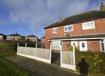 Thumbnail 3 bed semi-detached house for sale in Odger Close, Meir, Stoke-On-Trent
